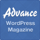 Advance WordPress Magazine/Community Blog Theme - ThemeForest Item for Sale