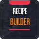 Recipe Builder - User Management System