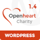 Open Heart - MultiPurpose Charity/Nonprofit/Fundraising WordPress Theme
