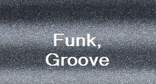 Funk, Groove