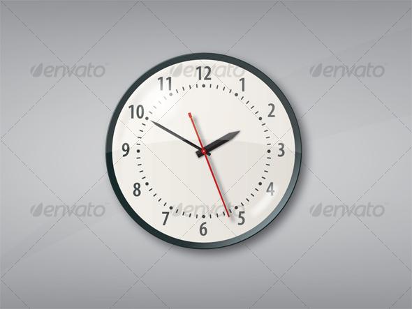 GraphicRiver Wall Clock 67921