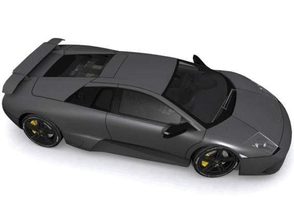 Lamborghini Murcielago LP640  - 3DOcean Item for Sale