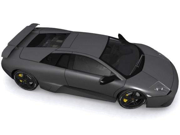 3DOcean Lamborghini Murcielago LP640 1744255