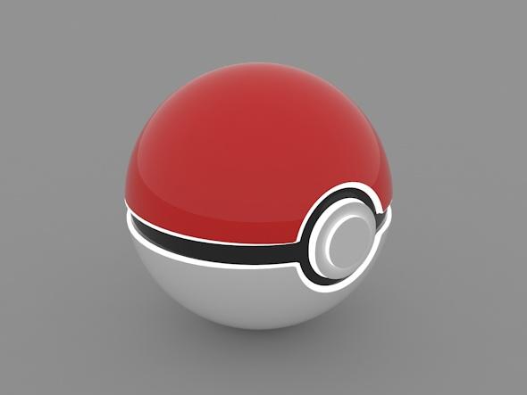 pokemon go - 3DOcean Item for Sale