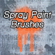Spray Paint Brush Set  - GraphicRiver Item for Sale