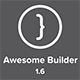 Awesome Builder - Drag & Drop Page Builder
