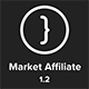 Market Affiliate | Envato referral WordPress Plugin