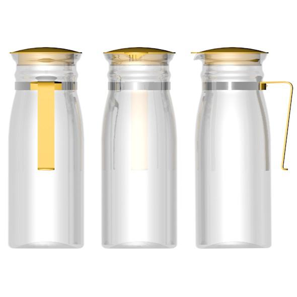 Glass jar - 3DOcean Item for Sale