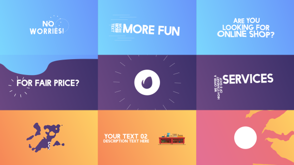Kinetic Typography (Corporate) #Envato #Videohive – After ...