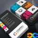 Download Modern Business Card from GraphicRiver