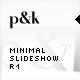 AS2 XML Minimal Slideshow R1 - ActiveDen Item for Sale