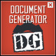 DocGen - Documentation Generator