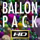 Ballons Pack