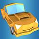 Low Poly Car Model 02