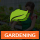 Seattle : Gardening PSD Template