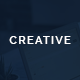 Creative - Single Page HTML5 Bootstrap Template for Startups and Freelancers