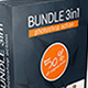 Bundle 3in1 - Photoshop Action