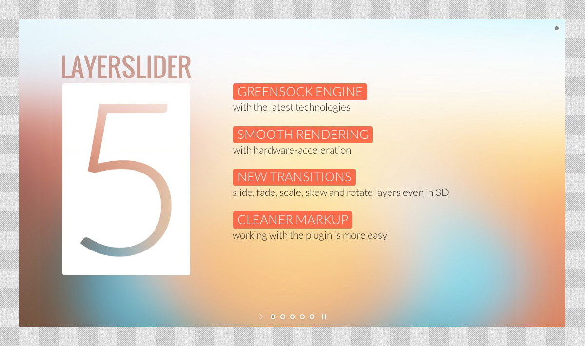 LayerSlider – Responsive WordPress Slider Plugin