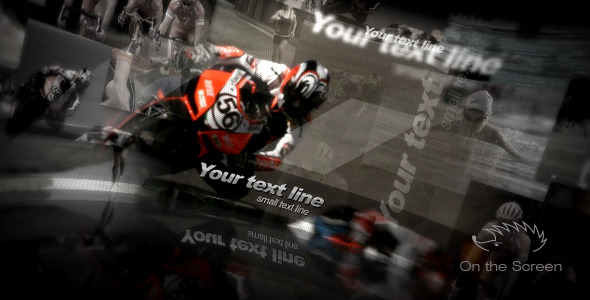 After Effects Project - VideoHive On the Screen 1186540