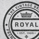 Vintage Style Badges and Logos Vol 1