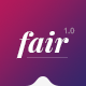 Fair - A Fresh Multipurpose Theme for Creative Businesses & Individuals