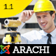 Arachi - Construction<hr/> Corporate Business Joomla 3 Responsive Templates&#8221; height=&#8221;80&#8243; width=&#8221;80&#8243;> </a></div><div class=