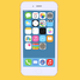 iPhone 6S Cartoon Edition for CINEMA 4D LITE & After Effects CC