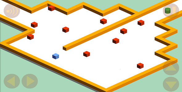 Isometric Game iOS/Android Template (BuildBox)