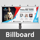 Beauty Salon Billboard V10