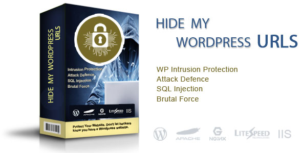 Hide my WordPress URLs from Hackers