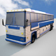 Dual Axle Bus