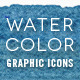 Hand Made Watercolor Graphic Element Kit - GraphicRiver Item for Sale