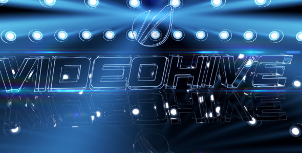 Hi-Tech Logo Reveal VideoHive Cinema 4D Templates  Openers  Light 1747277