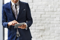 Business Communication Analysis Enterpriser Concept
