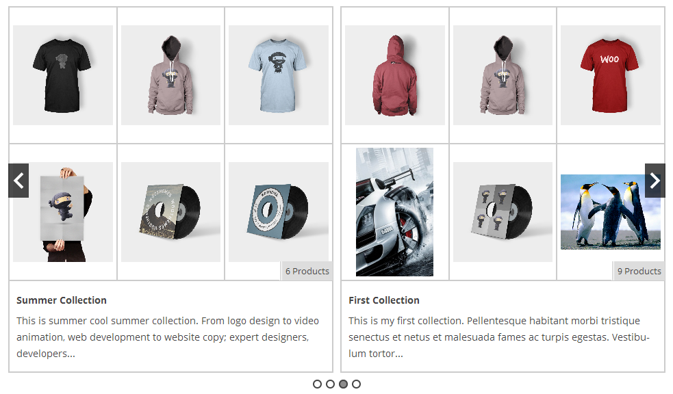 Woo Product Collections - WordPress Plugin 4
