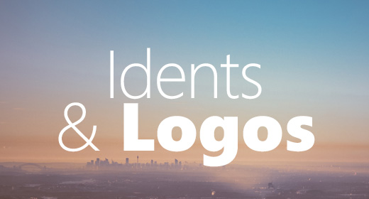 Idents and Logos