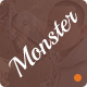Monster - PSD Creative Business