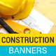 Construction Banners HTML5 - GWD
