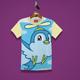 Propeller Kids T-Shirt Design