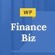 Finance Biz - Finance & Business WordPress Theme