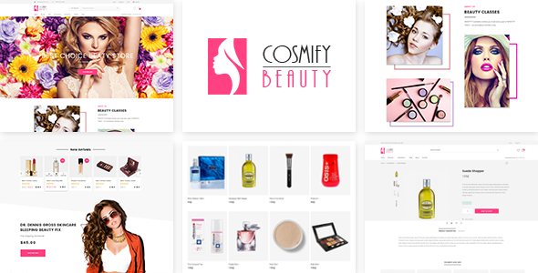 Download Cosmify - Fashion Cosmetic Shopify Theme nulled download