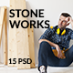 Stoneworks - Construction PSD Template