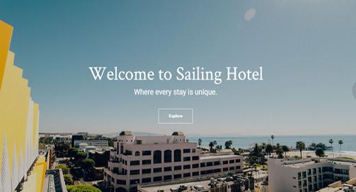 WordPress Theme Hotel