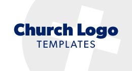 Church logo design templates