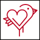Bird Love Logo