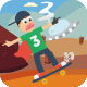 Super Skater Kids - HTML 5 Game (Capx)