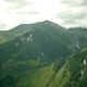 Summer In In The Scotland Or Norway Highlands, Peaks Of Beautiful Mountains Landscapes