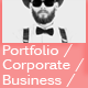 Alisa - Responsive Corporate, Business, Creative , Portfolio & Blog Template