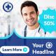 Doctor Medical Banner