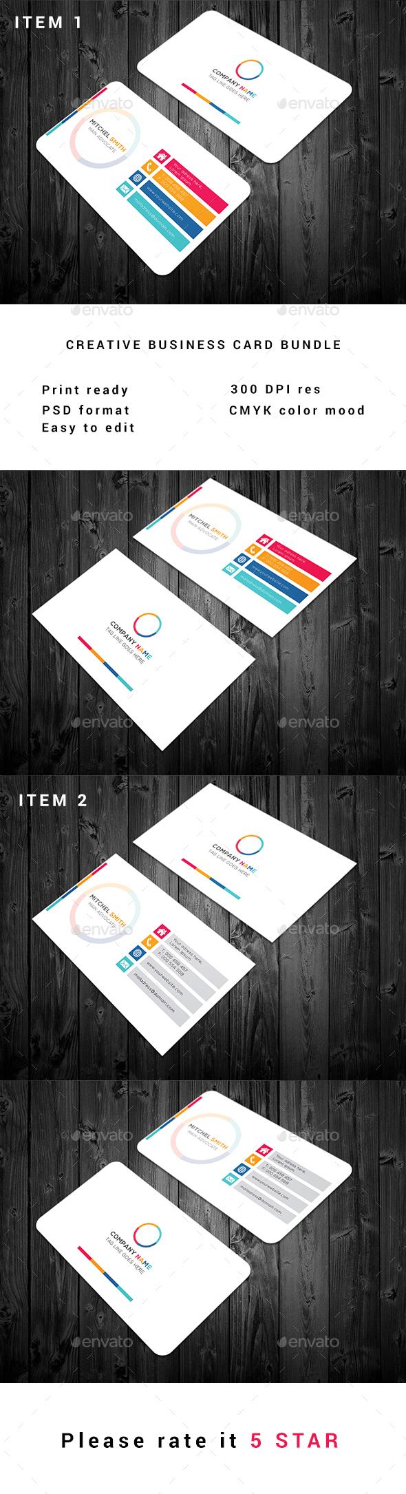 Business Cards Bundle Graphics, Designs & Templates (Page 9)